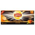 LIPTON Earl Grey Orange Herbata czarna (25 tb.) (2)