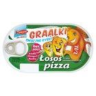 GRAAL Graalki Smaczne rybki Łosoś w sosie pomidorowym a'la pizza (2)