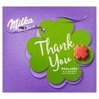 MILKA Czekoladki mleczne z mleka alpejskiego z nadzieniem kakaowym Thank You (2)
