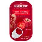 KING OSCAR Filety z makreli w sosie pomidorowym (2)