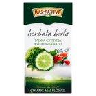 BIG-ACTIVE Herbata biała tajska cytryna i kwiat granatu (20 tb.) (2)