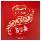 LINDT Lindor Mleczna Pralinki z czekolady mlecznej z nadzieniem (2)
