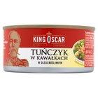 KING OSCAR Tuńczyk w kawałkach w oleju roślinnym (2)
