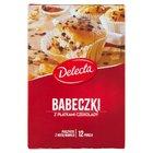 DELECTA Babeczki nadziane czekoladą z płatkami czekolady (2)